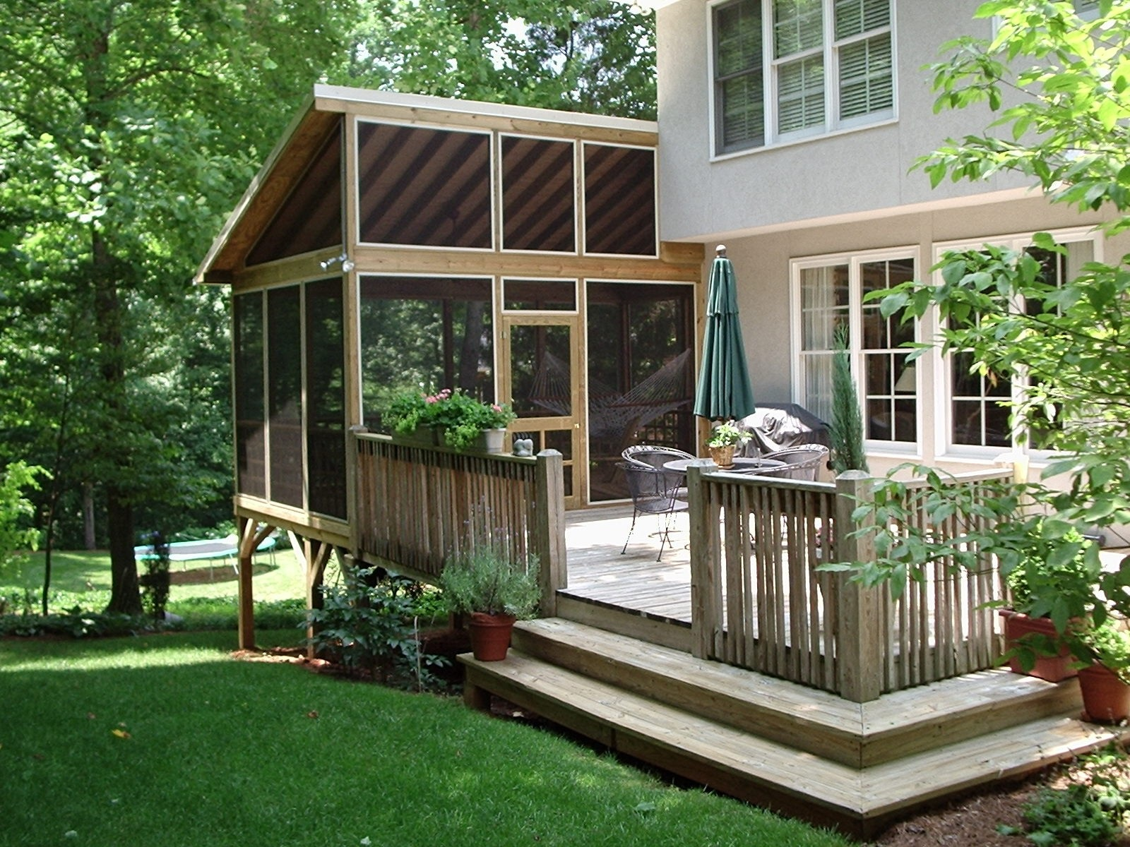4 Tips for Building Add On Porch