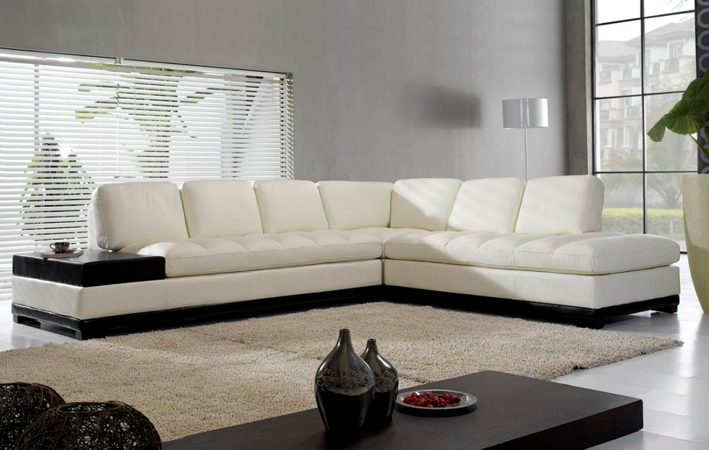 Must L shape sofa designs for the living room