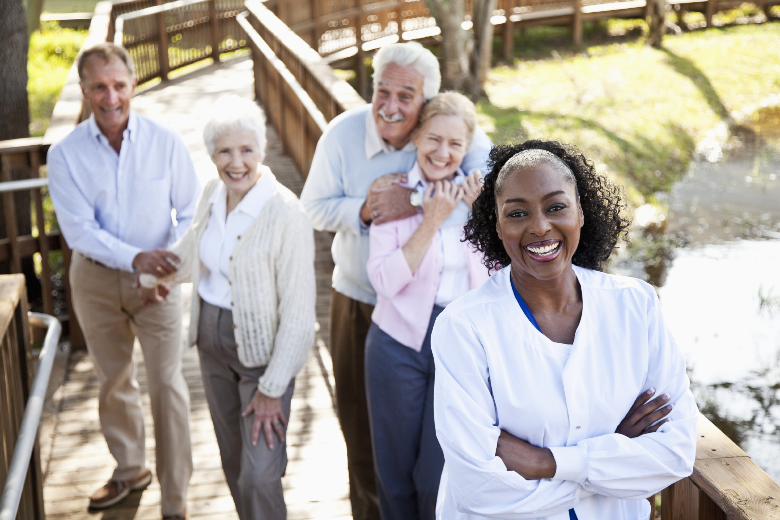Let your aging parents be social with assisted living facilities