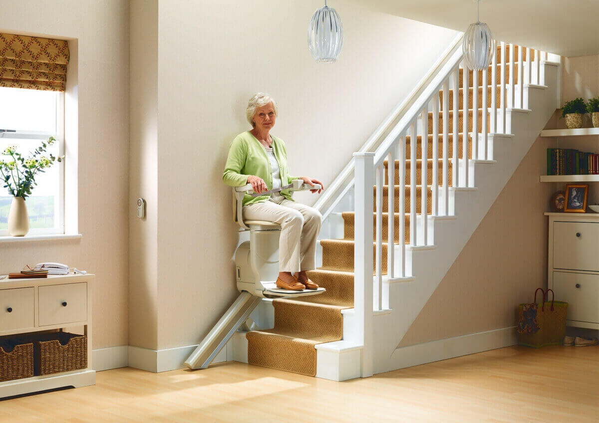 Get Great Reconditioned Stairlifts in the Oxford Area