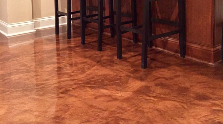 Amazing Epoxy Flooring For Enhancing Interior Beauty