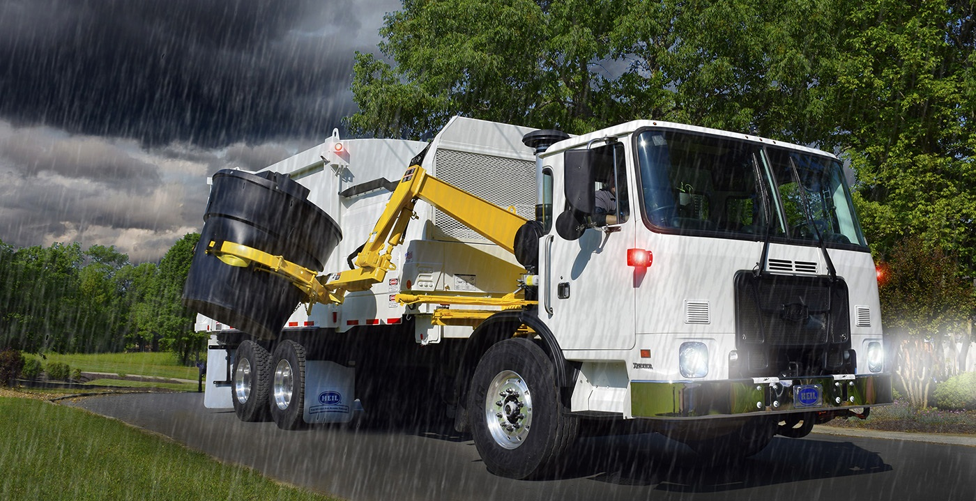5 Best Technologies Garbage Trucks Should Have