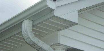 Gutter cleaning isn't for the fearful