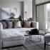 Living Room Decoration Of A Condo