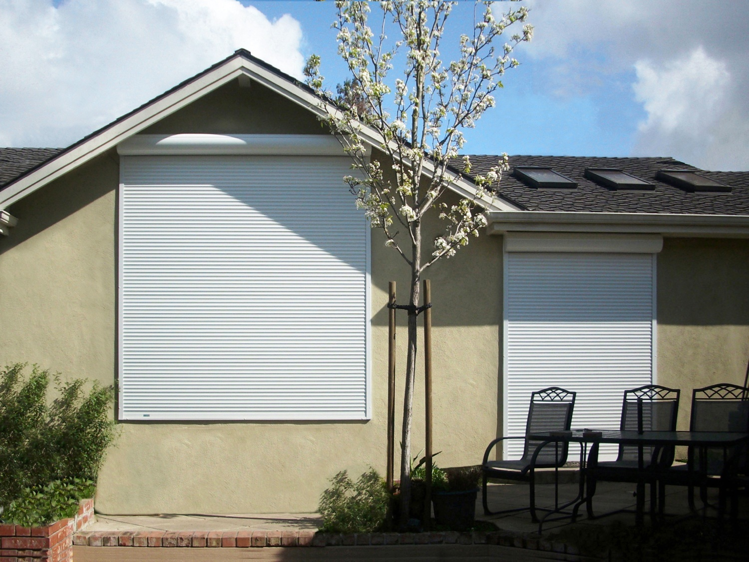 The Many Benefits of External Roller Shutters