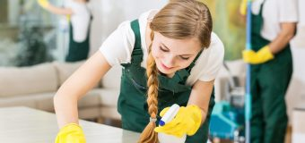 """Business Cleaning Services Go """"Green"""" With the """"Clean"""""""